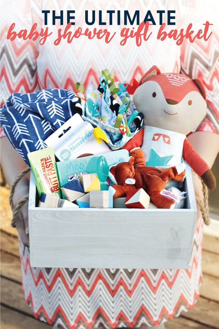 Baby Shower Gift Ideas Mum : Best baby shower gift basket ideas on