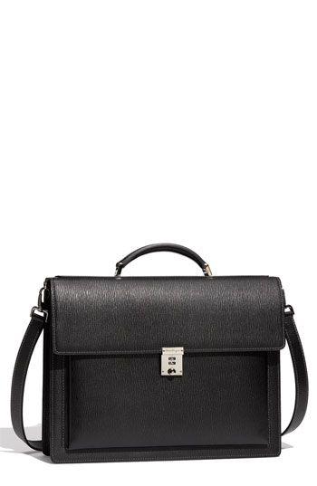 Salvatore Ferragamo 'Revival' Briefcase available at #Nordstrom