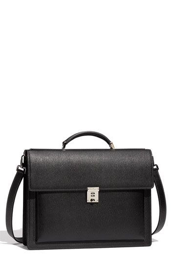 Salvatore Ferragamo 'Revival' Briefcase available at #Nordstrom