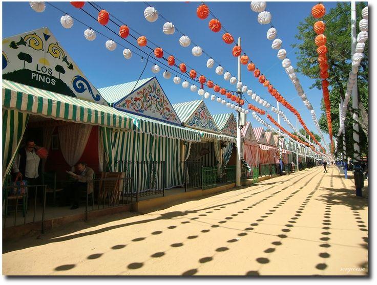 Sevilla: Feria de Abril 2012 | Flickr - Photo Sharing!