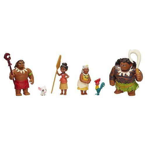 Disney Moana Doll Pack  #DisneyPrincess