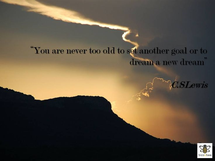 Amazing #inspirational quote from C.S Lewis
