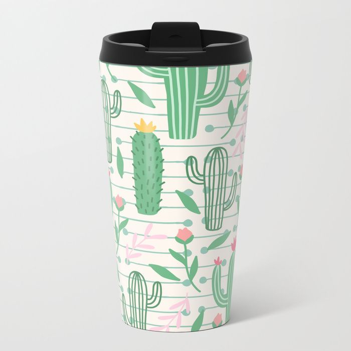Buy cactus pc Metal Travel Mug by haroulita. Worldwide shipping available at Society6.com. Just one of millions of high quality products available.