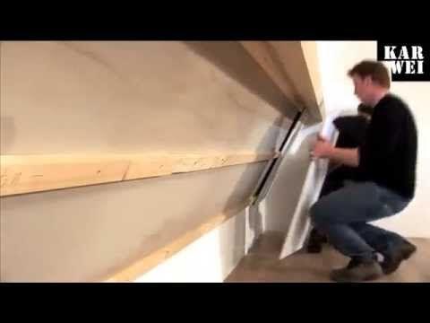 Wil je zelf je plafond- en wandplaten aanbrengen? In deze klusvideo leer je hoe je Agnes 'One-Step' plafond- of wandplaten aanbrengt.