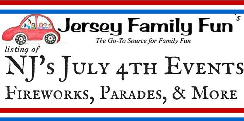 july 4th activities new jersey