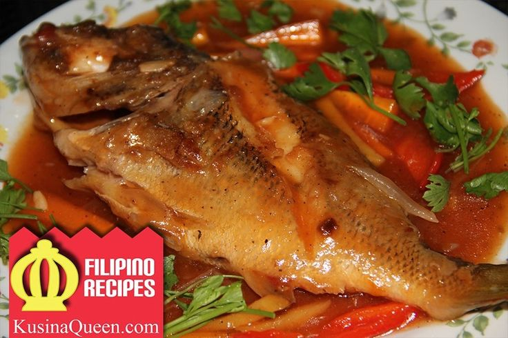 how to cook fish escabeche