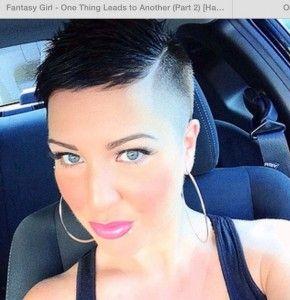 Haare abrasieren mm