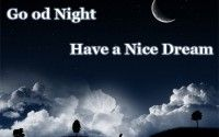 Good night love sms for wife