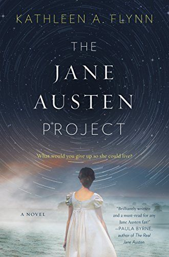 If you love Jane Austen and historical fiction books, add The Jane Austen Project by Kathleen A. Flynn to your reading list!