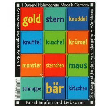 Werkhaus Shop - Kosenamen - Edition 1.1