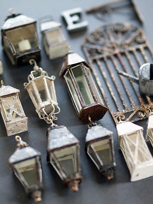 miniature* アイアン小物雑貨 : natural色の生活~handmade家具