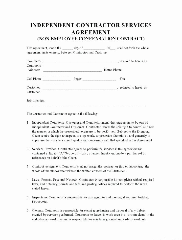 New Home Construction Contract Template Best Of Simple Construction Contract Form Emailers Contract Template Construction Contract Address Label Template