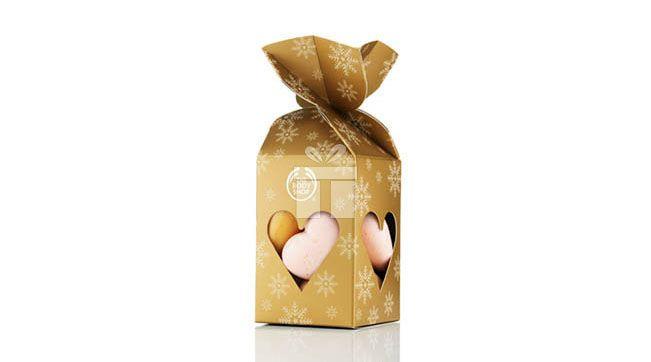 Heart Soap Seazonal #cosmetice #thebodyshop #cadouri #cadourifemei