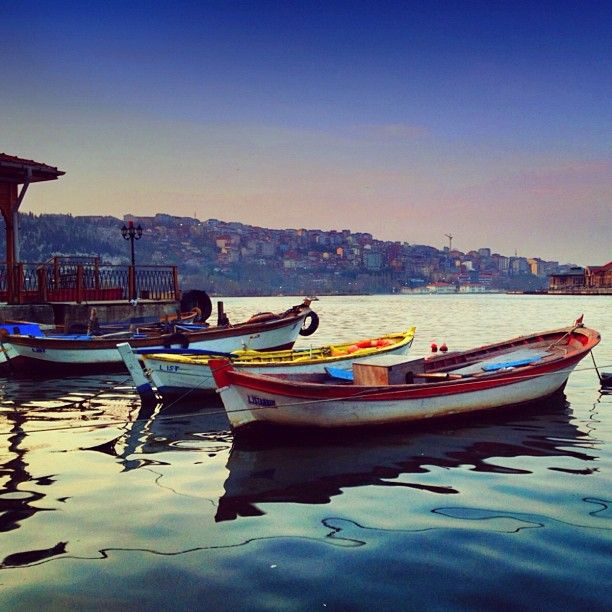 Eyüp / Golden Horn İstanbul - @civilking- #webstagram