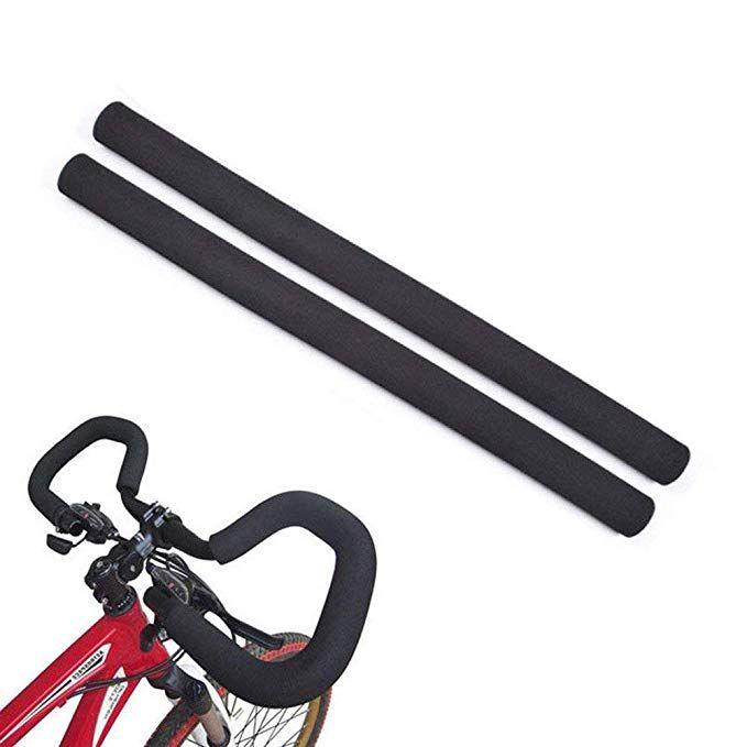 Vivian Bicycle Handlebar Grips Cover Racing Bike Sponge Foam