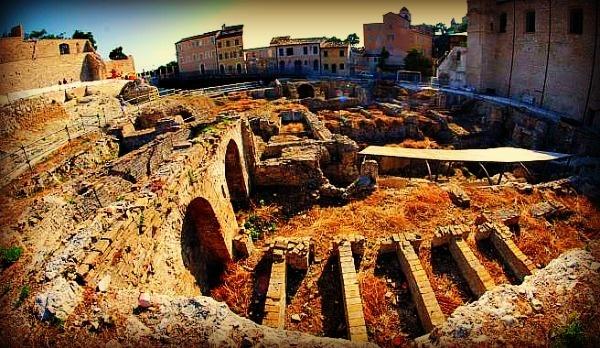 L'Anfiteatro di Ancona