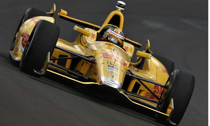 Ryan Hunter-Reay, Marco Andretti impress during second day of Indy 500 practice.  Ryan Hunter-Reay, Marco Andretti impress during second day of Indy 500 practice as Honda claims top two spots.   30 of 33 entries have already spent time on the racetrack.