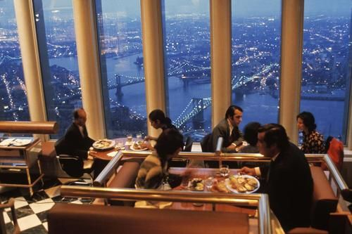 world trade center restaurant - no more