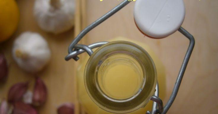 Ismét blogkóstoltam ChefVikinél . :)Amikor megláttam a citromos-fokhagymás kivonatot, tudtam, hogy el fog készülni nálunk is. Ilyenkor, ta...
