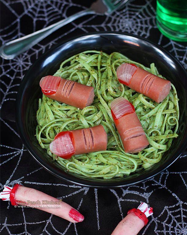 pasta en knakworsten