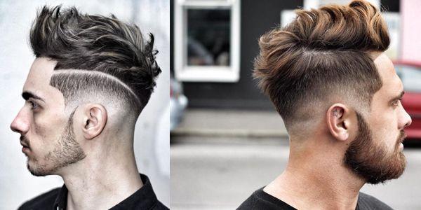 For trendy boys and men! Εκπληκτικά μαλλιά για άνδρες που θέλουν να έχουν στυλ!