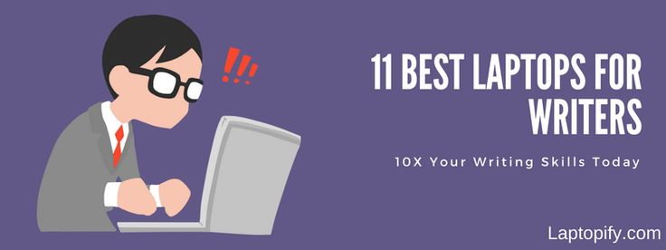 If writing is your passion then take a look at the best laptops for writers. The laptop chosen are the best laptop for writing work. Check out today: http://laptopify.com/best-laptops-for-writers
