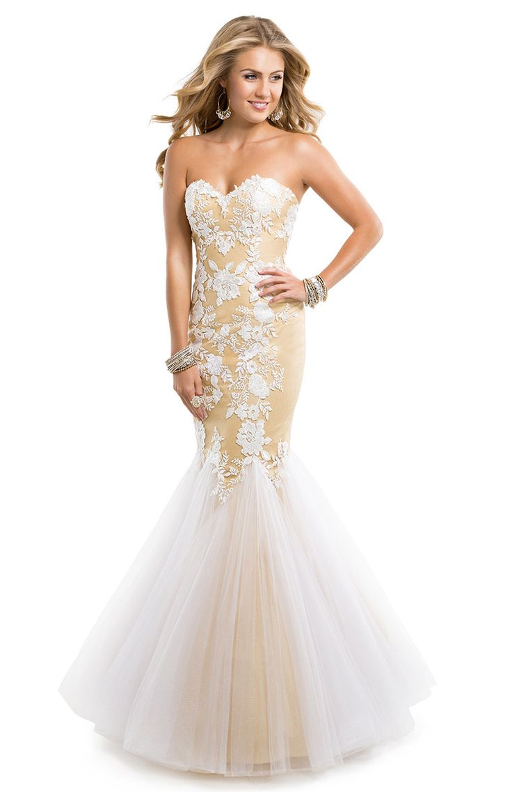19 best Prom Dresses images on Pinterest | Evening gowns, Formal ...