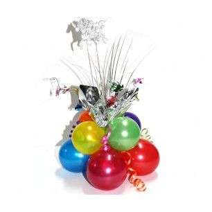 This stunning colourful centrepiece consists of 5