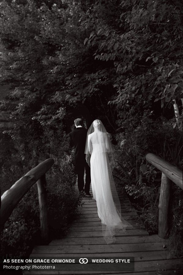 """""""I don't photograph weddings, actually,"""" says Michael Greenberg of Phototerra Studio. """"It is the couple's personalities that direct my photography on their wedding day. My philosophy and approach to wedding photography is based on my curiosity for reading people and presenting them in their best light."""""""