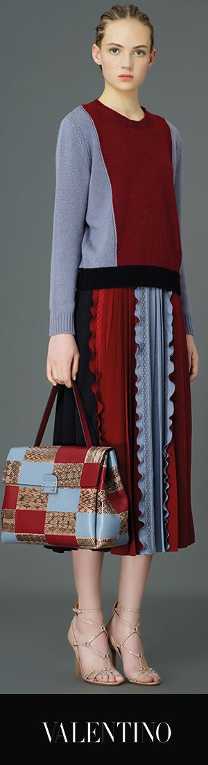 The Valentino Pre Fall 2015 Collection – The Lady Diary