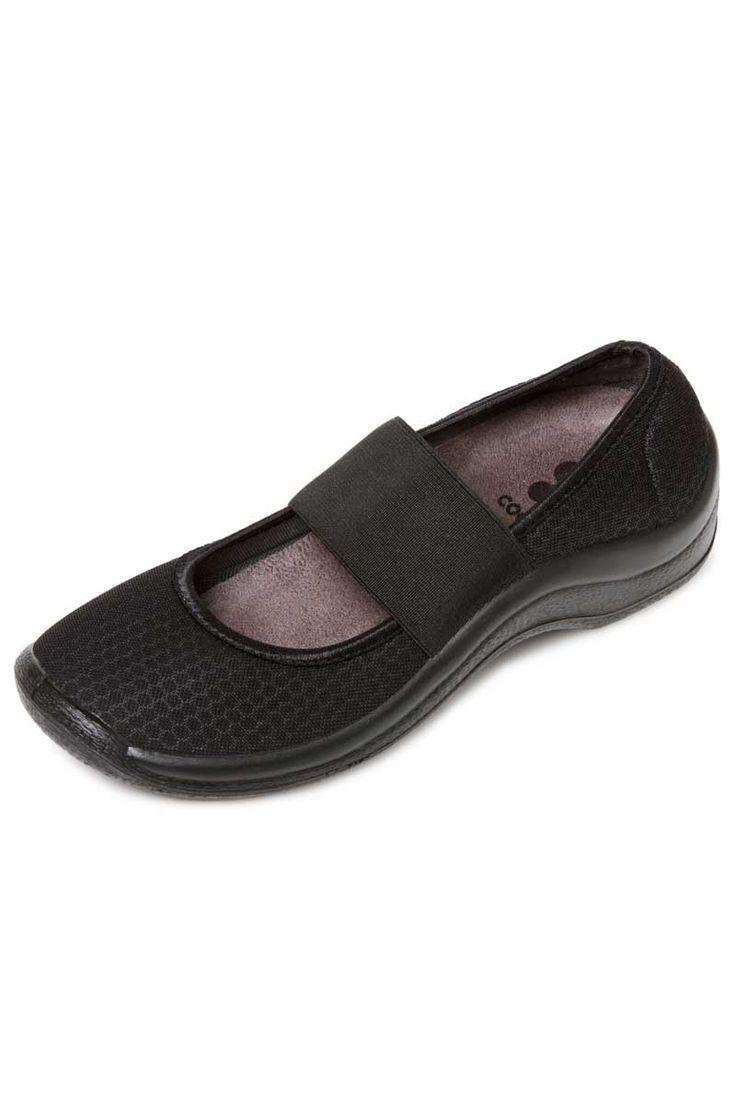 Zapatos negros Shock Doctor para mujer PKeCCr