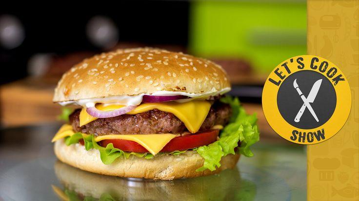 Удивительно простой рецепт домашнего чизбургера от Let's Cook Show! vk.com/dvoeglazov vk.com/letscookshow instagram.com/valentinoglazo Готовить - искусство, ...