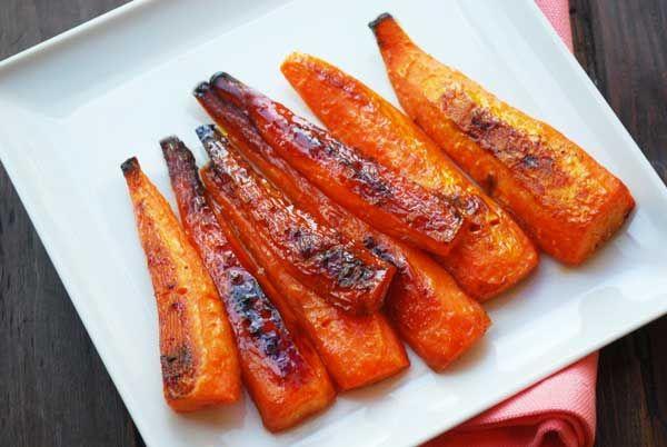 Caramelized Carrots Recipe | Healthy Recipes Blog