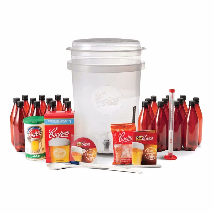 Coopers diy home #brewing #6-gallon craft beer kit beverage #equipment new,  View more on the LINK: 	http://www.zeppy.io/product/gb/2/381844058083/