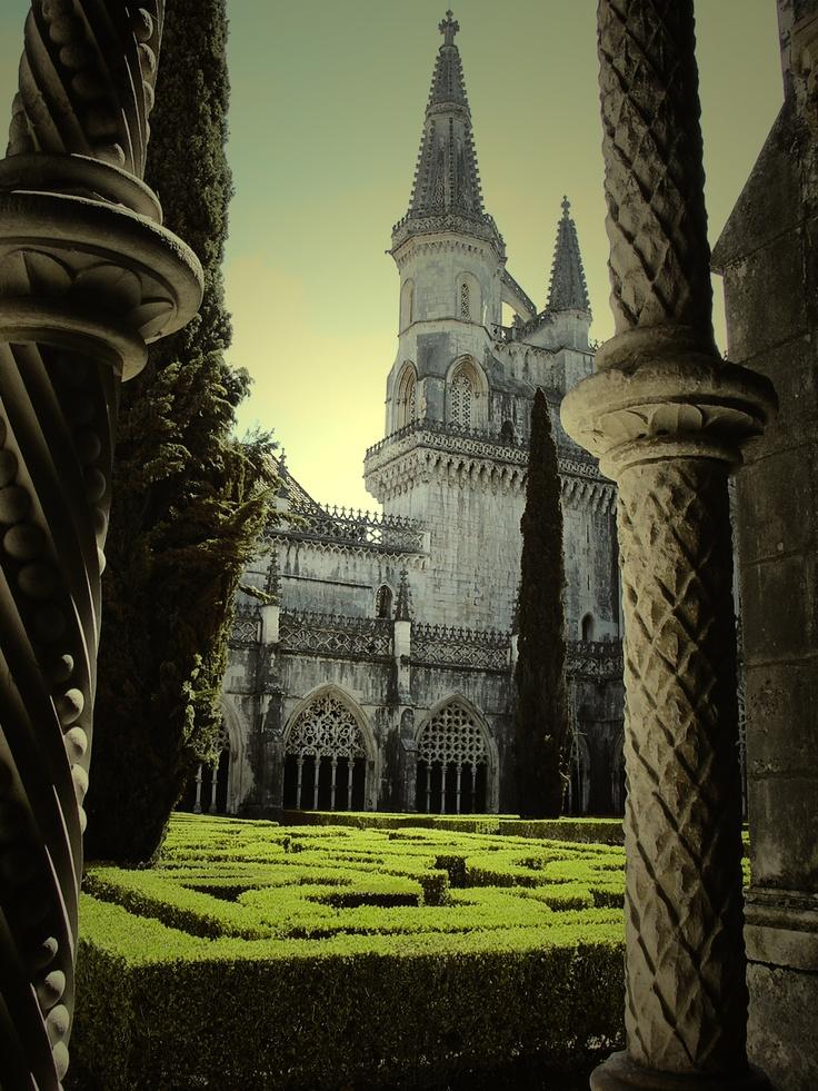 Mosteiro da Batalha,  Medieval Monestery   Portugal