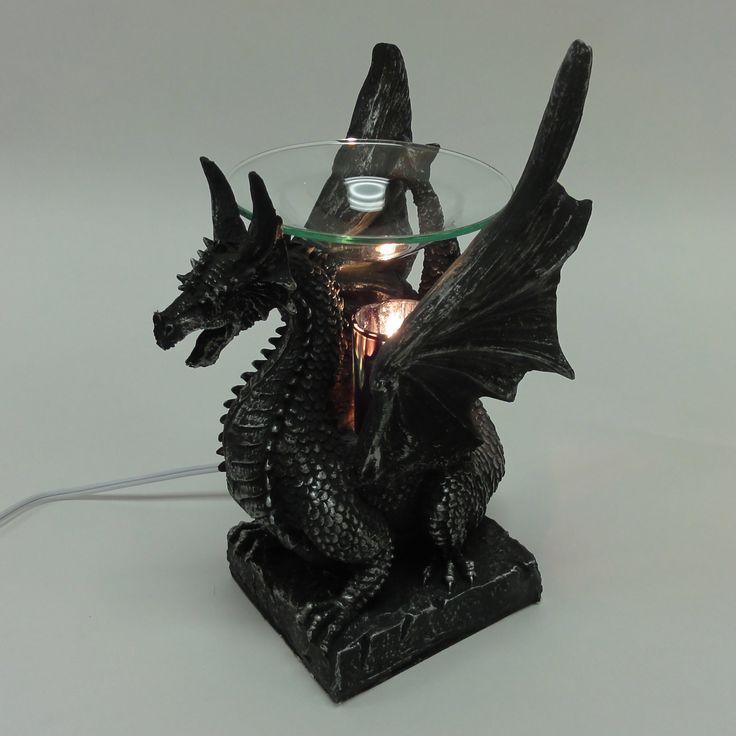 The 25 best wax burner ideas on pinterest diy fragrance oil warmer diy fragrance oil burner - Dragon oil warmer ...