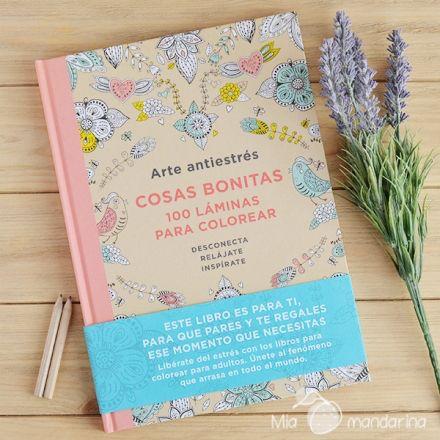 Arte antiestrés - Libros de colorear para adultos - Mia mandarina