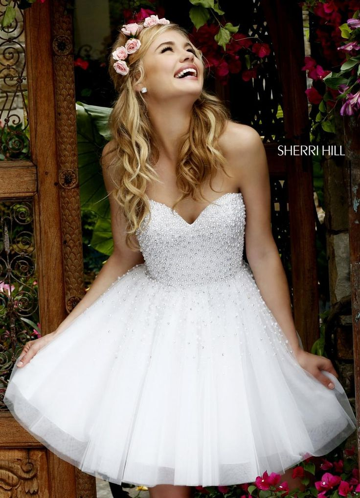 Sherri Hill 32074 Sherri Hill Miss Priss Prom and Pageant
