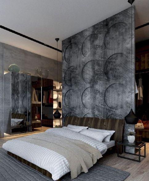 Mejores 19 im genes de dormitorios con estilo industrial for Pintura estilo industrial