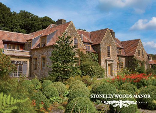 Stoneley Woods Manor, North Yorkshire. Talk about your dream wedding venue!   #Yorkshire #Wedding #Venue