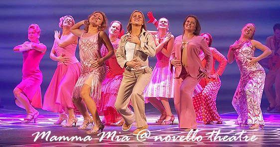 Novello theatre london: Mamma mia Theatre Tickets