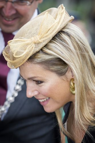 Queen Máxima, July 5, 2013 | The Royal Hats Blog