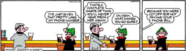 Andy Capp Cartoon for Aug/01/2014