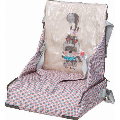 Trona portátil colección Forest.... MUEVETE!!!! Bolsa y silla portátil en una.