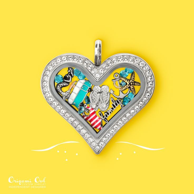 124 best origami owl lockets images on pinterest origami