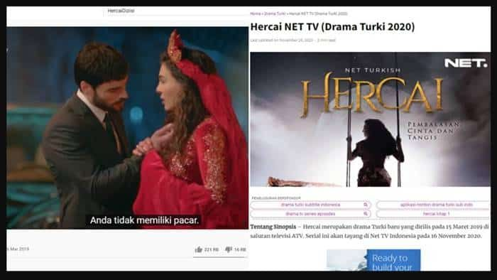 Cara Nonton Hercai Subtitle Indonesia Indonesia Drama Pesiar