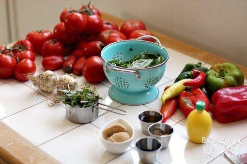 Цицибели: рецепты острого соуса на зиму