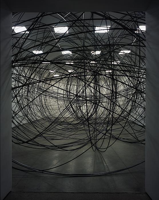 Antony Gormley - Clearing 1, 2004