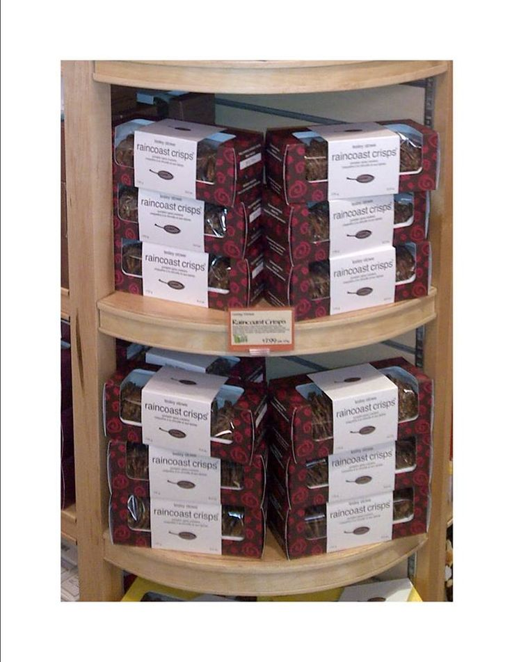 Raincoast Crisps Whole Foods
