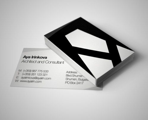 Architect Business Card 4